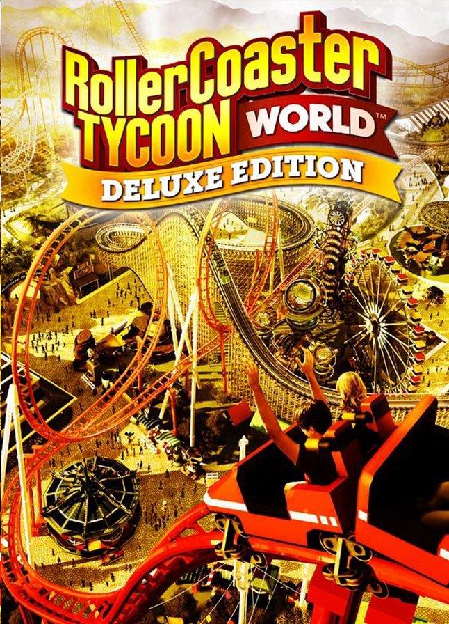 Image pour CDROM Roller Coaster Tycoon Deluxe Edition FR/NL à partir de ColliShop