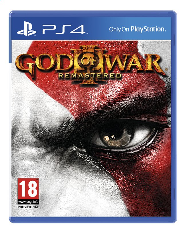 Afbeelding van PS4 God of War 3 ENG/FR from ColliShop