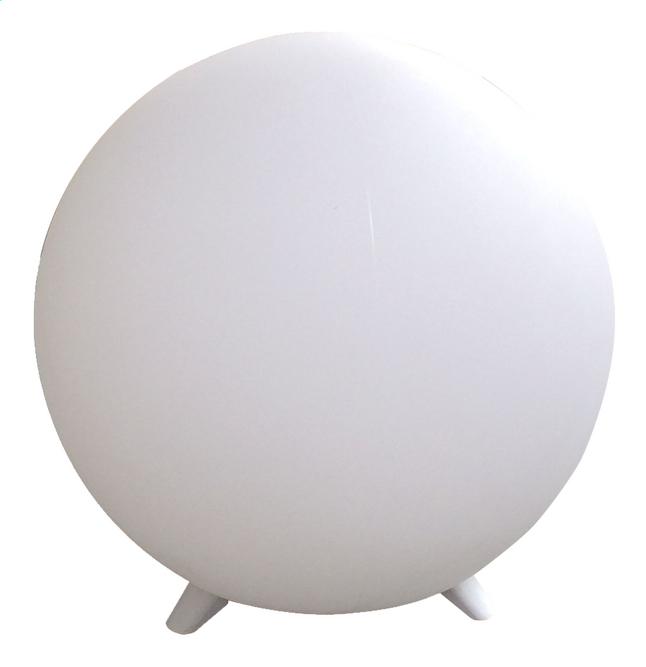 Afbeelding van Oplaadbaar ledlicht met Bluetooth speaker (20 cm) from ColliShop