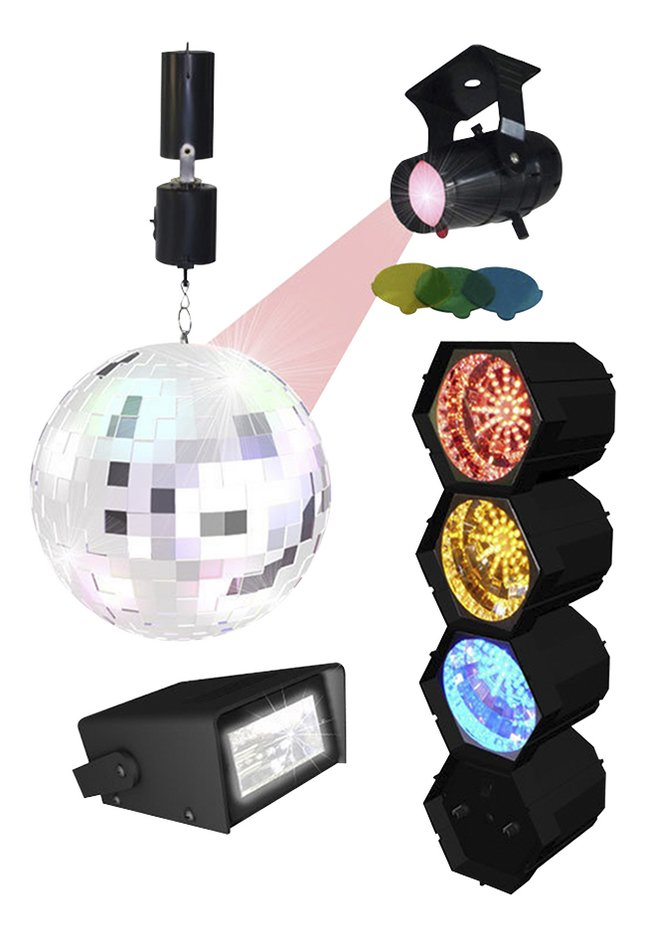 Image pour Kotronic set Mega Disco à partir de ColliShop