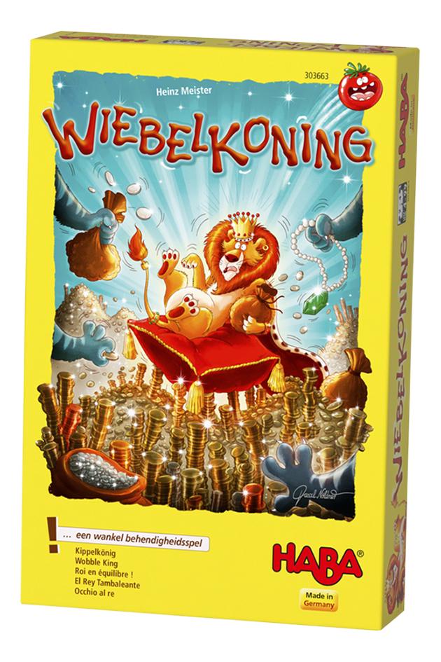 Afbeelding van Wiebelkoning from ColliShop