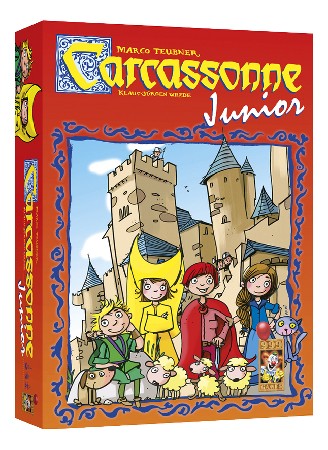 Afbeelding van Carcassonne Junior from ColliShop