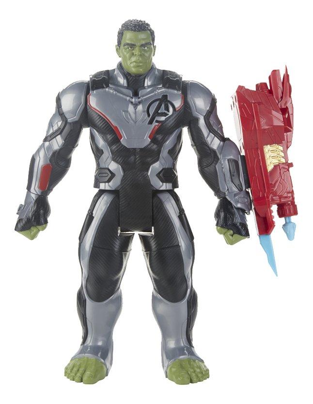 Image pour Hasbro figurine articulée Avengers Titan Hero Series Hulk à partir de ColliShop
