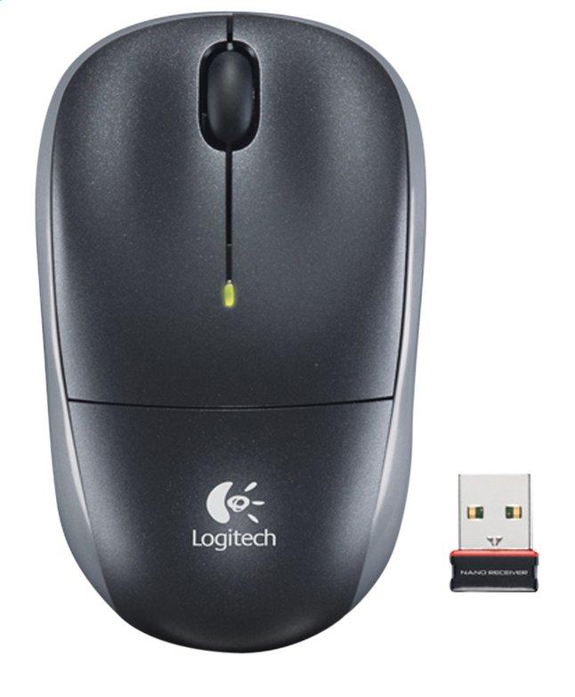 Afbeelding van Logitech draadloze optische muis M217 zwart from ColliShop