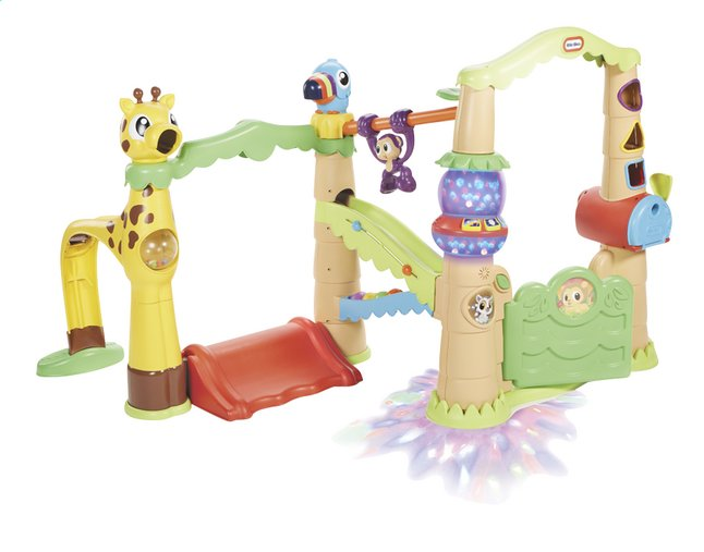 Afbeelding van Little Tikes Activity Lights Garden from ColliShop