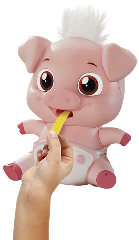 Afbeelding van Interactieve figuur Munchkinz Piggy from ColliShop
