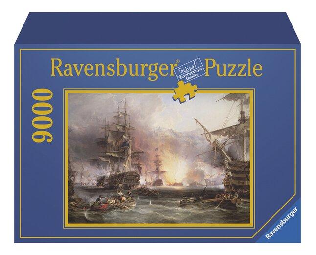 Afbeelding van Ravensburger puzzel Bombardement van Algiers from ColliShop