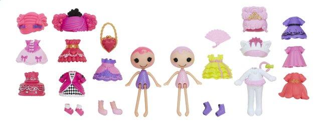 Afbeelding van Lalaloopsy Minis speelset Style 'N' Swap prinsessen from ColliShop