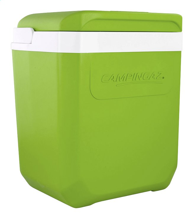 Afbeelding van Campingaz Koelbox Icetime cooler 30 l lime from ColliShop