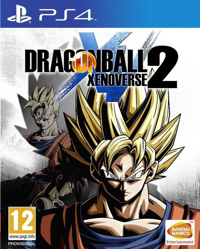 Image pour PS4 Dragon Ball Xenoverse 2 ANG à partir de ColliShop