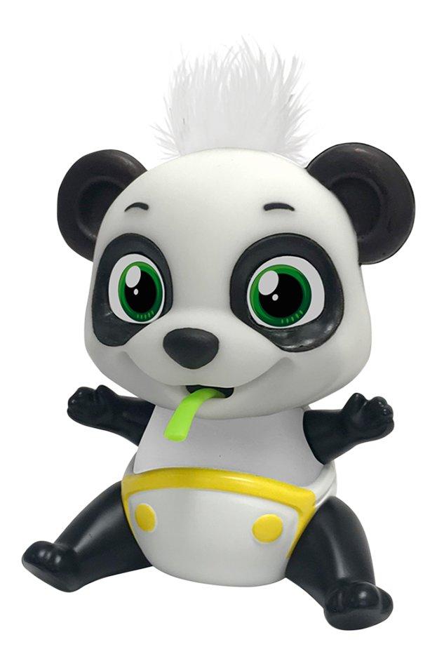 Afbeelding van Interactieve figuur Munchkinz Panda from ColliShop