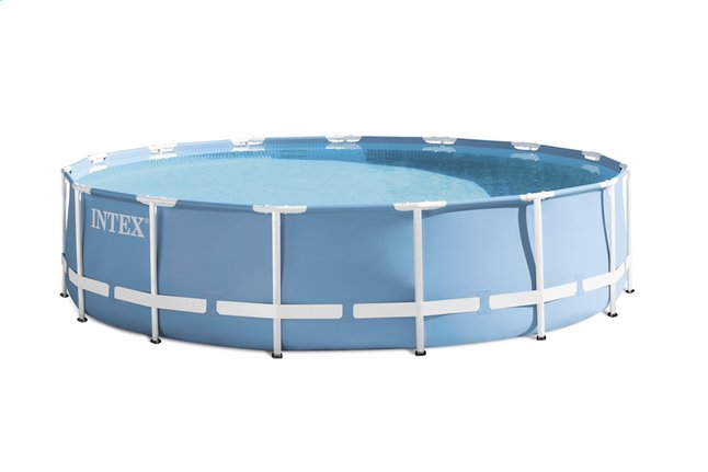 Afbeelding van Intex zwembad Prism Frame Pool diameter 4,57 m from ColliShop