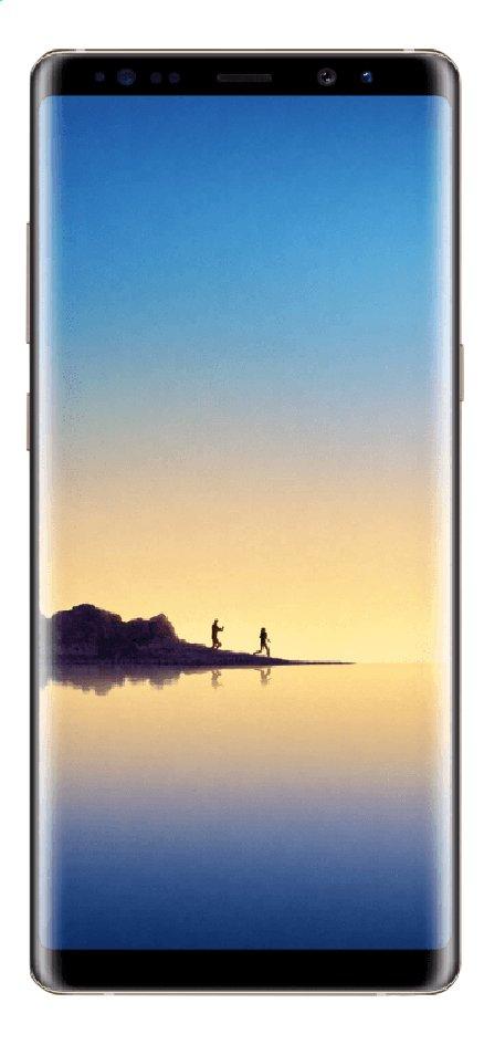 Image pour Samsung smartphone Galaxy Note8 Or Topaze à partir de ColliShop