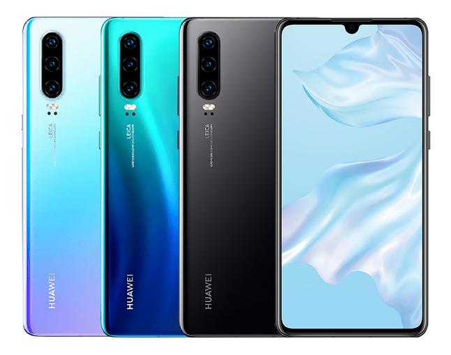 Image pour Huawei smartphone P30 à partir de ColliShop