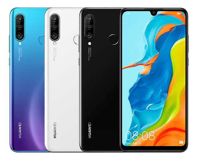 Afbeelding van Huawei smartphone P30 Lite from ColliShop