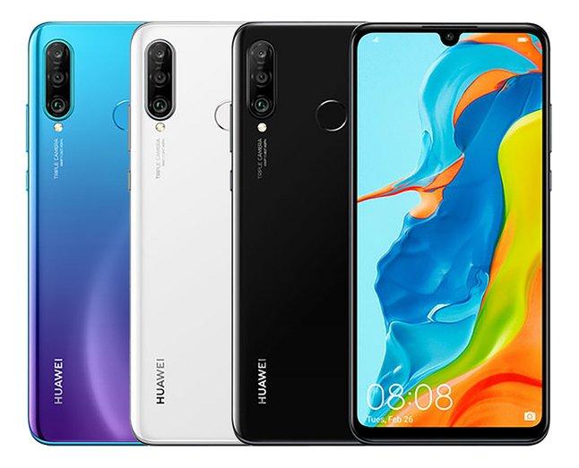 Huawei smartphone P30 lite
