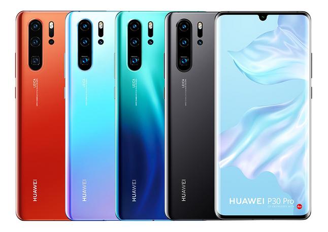 Afbeelding van Huawei smartphone P30 Pro 128 GB from ColliShop