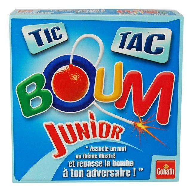 Image pour Tic Tac Boum Junior à partir de ColliShop