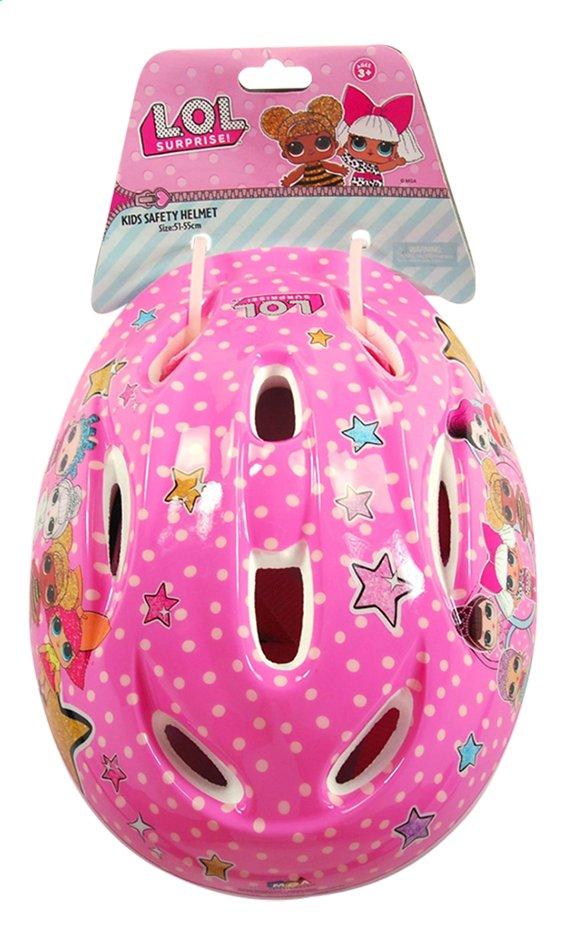 Image pour Casque vélo pour enfant L.O.L. Surprise rose à partir de ColliShop