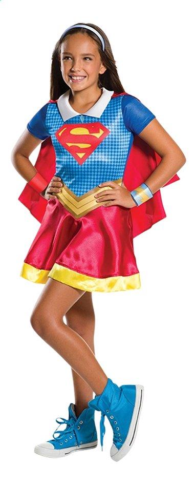 Afbeelding van Verkleedpak DC Super Hero Girls Supergirl maat 122/128 from ColliShop