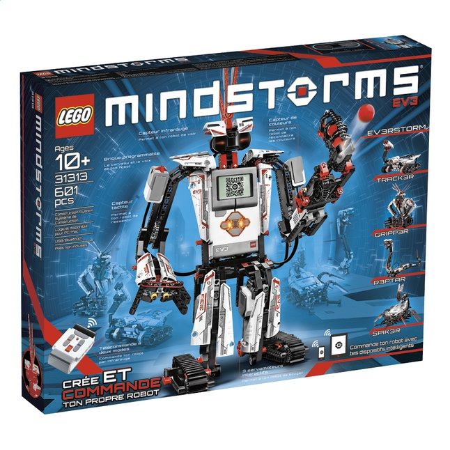 Afbeelding van LEGO Mindstorms 31313 EV3 FR from ColliShop