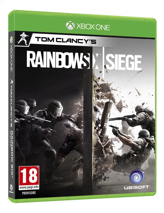 Afbeelding van XBOX One Rainbow Six Siege ENG/FR from ColliShop