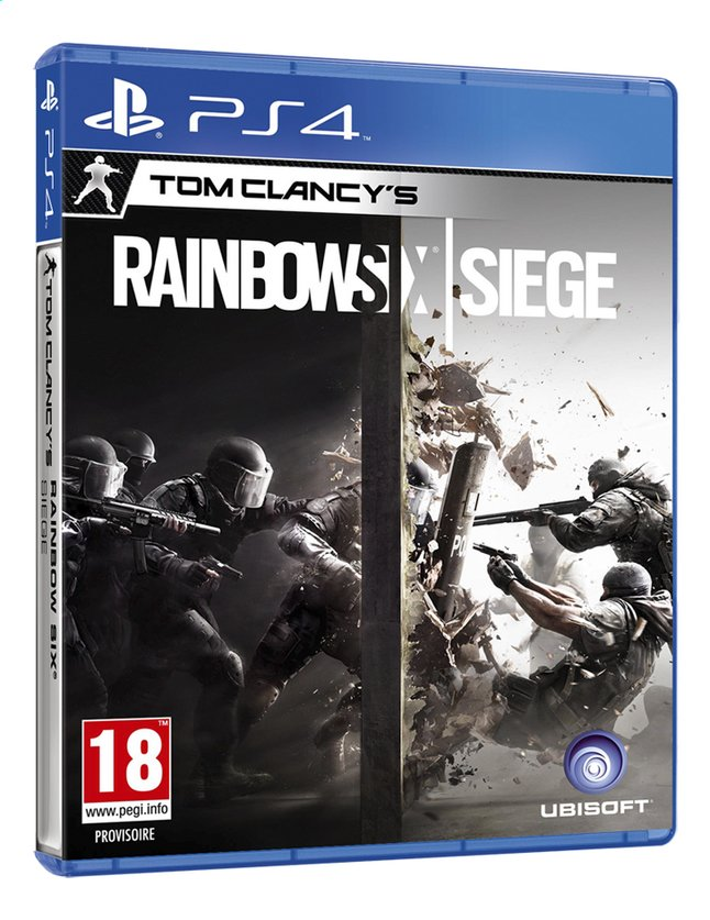 Afbeelding van PS4 Rainbow Six Siege ENG/FR from ColliShop