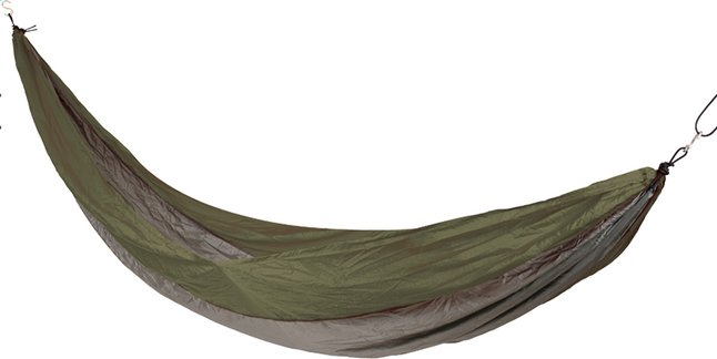 Afbeelding van Bo-Camp Hangmat Travel Parachute Hover green from ColliShop