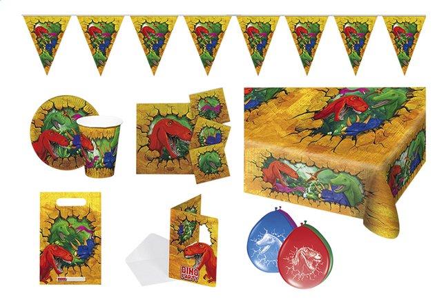 Afbeelding van Party set Dino from ColliShop