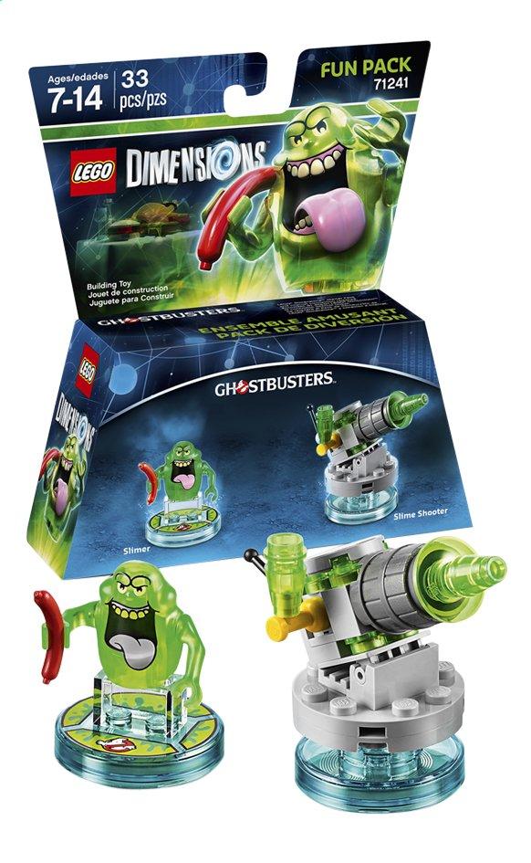 Afbeelding van LEGO Dimensions figuur Fun Pack Ghostbusters 71241 Slimer from ColliShop