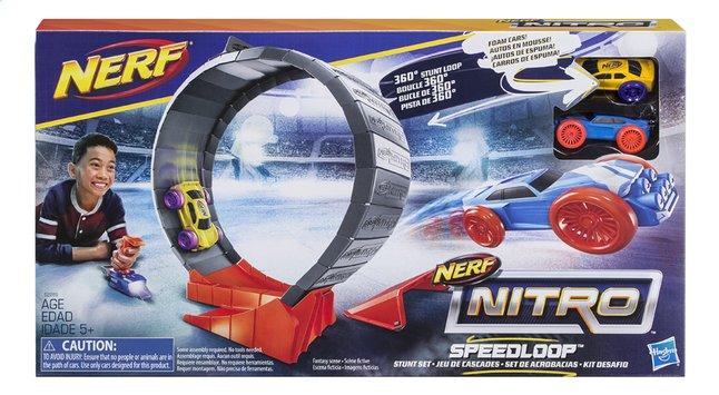 Afbeelding van Nerf acrobatische racebaan Speedloop from ColliShop