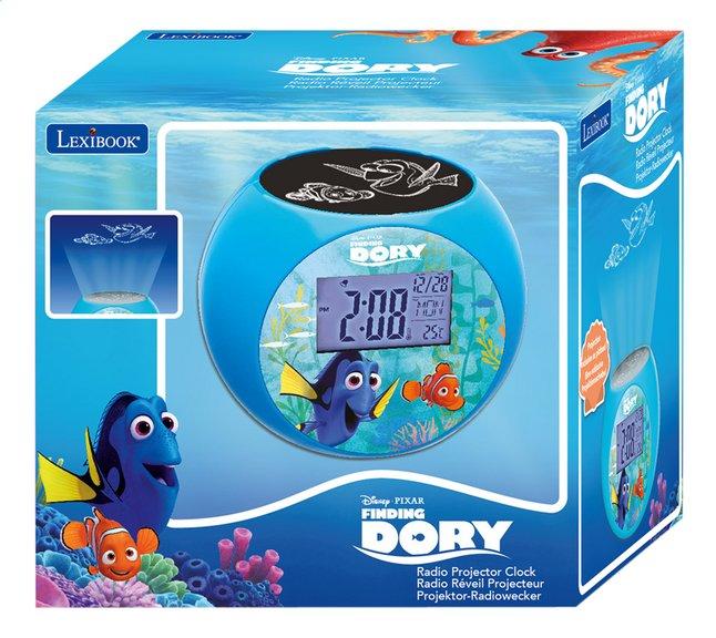 Image pour Lexibook radio-réveil avec projection Disney Le Monde de Dory à partir de ColliShop