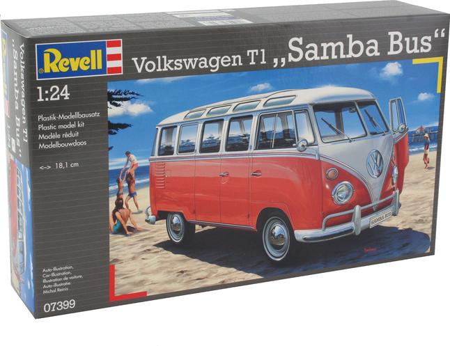 Afbeelding van Revell Volkswagen T1 Samba Bus from ColliShop