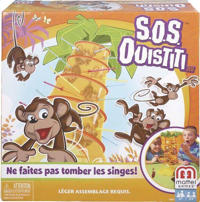 Image pour S.O.S. Ouistiti à partir de ColliShop