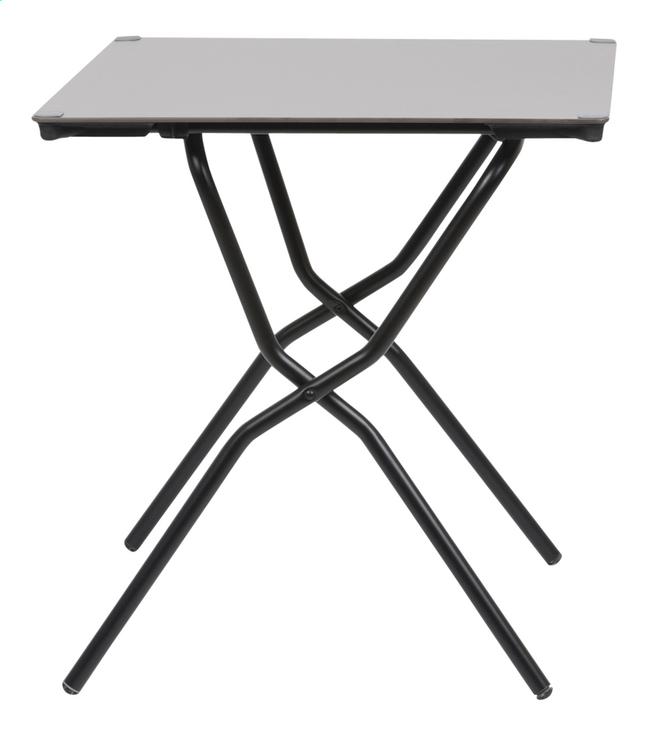 Image pour Lafuma Table pliante Anytime stone L 64 x Lg 68 cm à partir de ColliShop