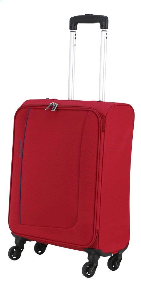 Image pour Transworld Valise souple Drifter Spinner red 55 cm à partir de ColliShop