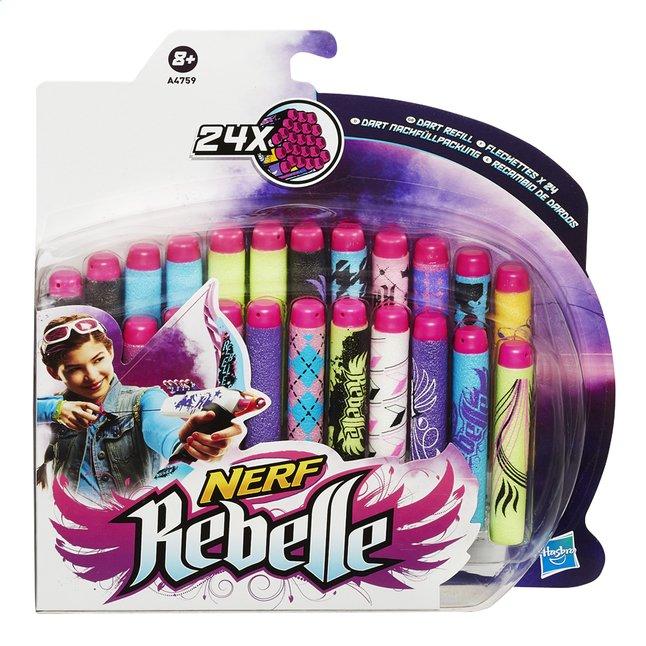 Image pour Nerf Rebelle Refill - 24 pièces à partir de ColliShop