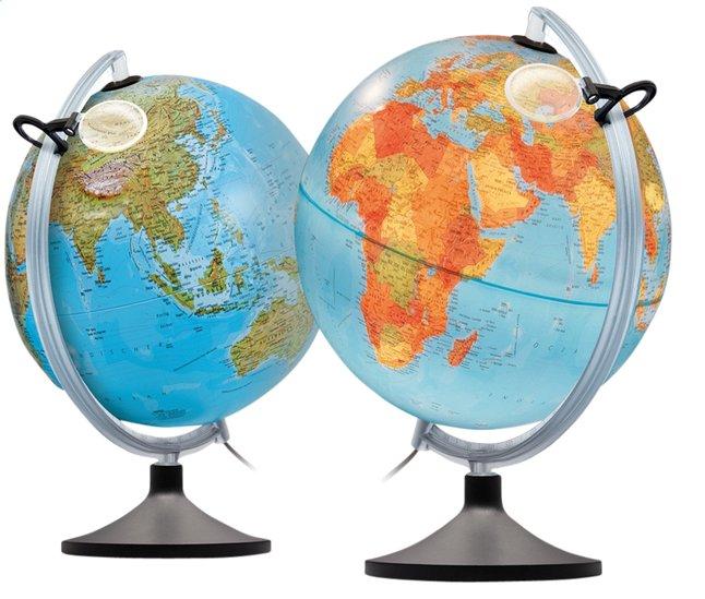 Afbeelding van Wereldbol geografisch from ColliShop