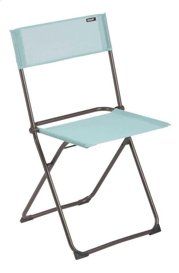 Image pour Lafuma Chaise pliante Anytime arctic blue à partir de ColliShop