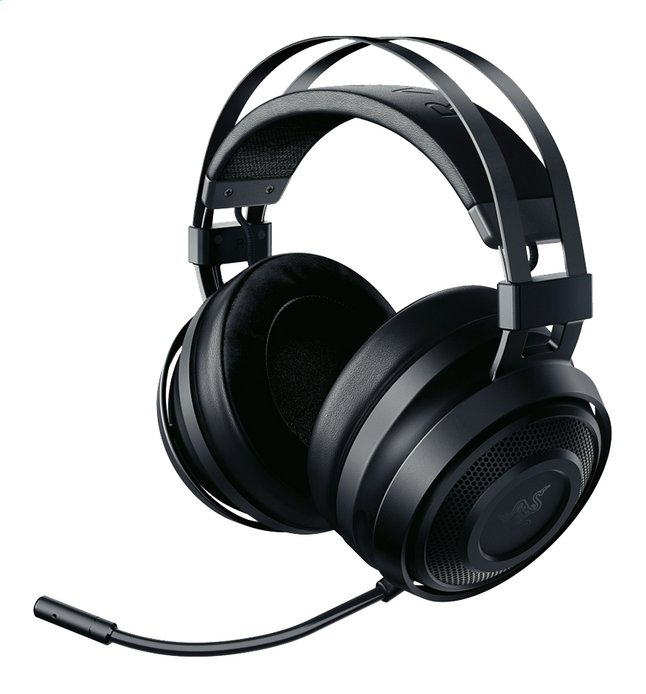 Razer headset Nari Essential THX Wireless zwart