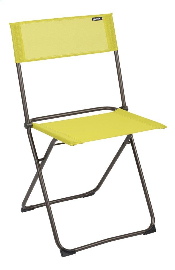 Image pour Lafuma Chaise pliante Anytime papageno à partir de ColliShop