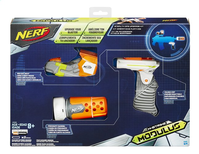 Afbeelding van Nerf set N-Strike Modulus Stealth Ops Upgrade from ColliShop