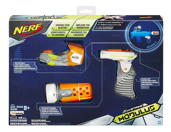 Image pour Nerf set N-Strike Modulus Kit d'opérations furtives à partir de ColliShop