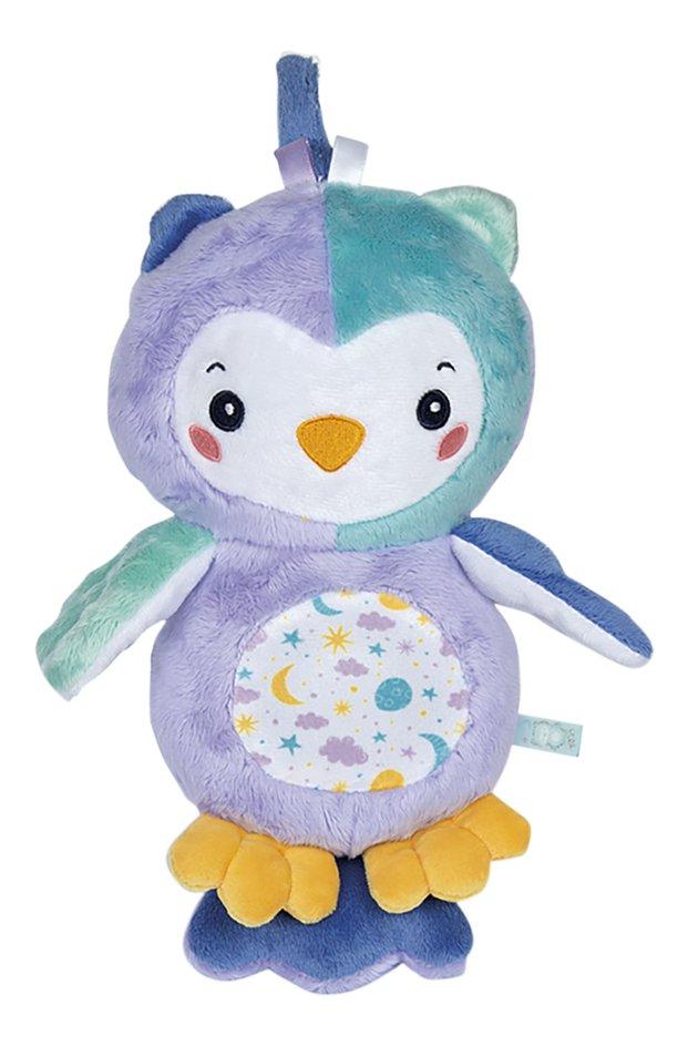 baby Clementoni muzikale knuffel Goodnight Owl
