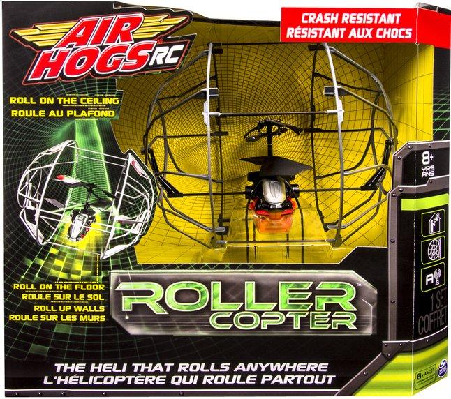 Afbeelding van Air Hogs helikopter RC Roller Copter grijs from ColliShop