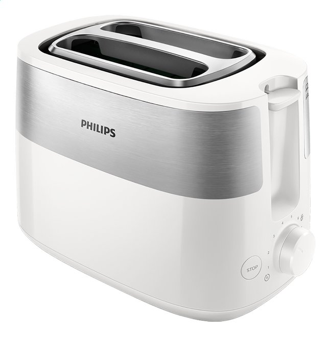 Afbeelding van Philips Broodrooster Daily Collection HD2515/00 from ColliShop