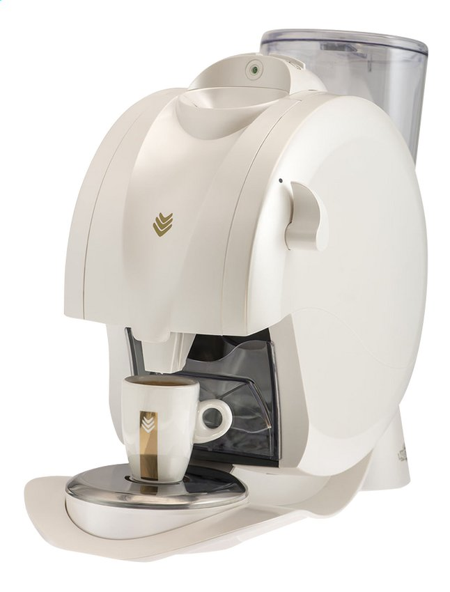 Afbeelding van Rombouts Espressomachine Oh Matic Ice 8114 pearl from ColliShop