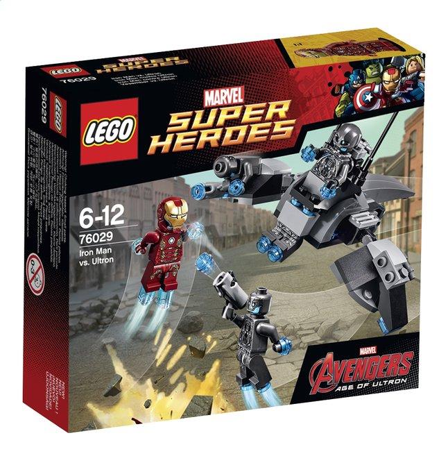Image pour LEGO Avengers Super Heroes 76029 Iron Man contre Ultron à partir de ColliShop
