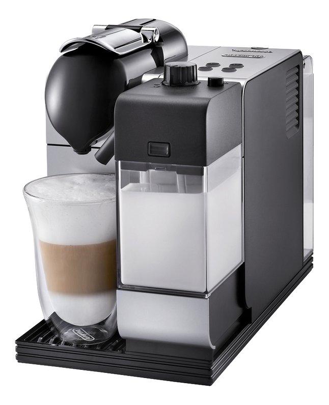 Afbeelding van DeLonghi espressomachine Nespresso Lattissima EN520.S zilver from ColliShop