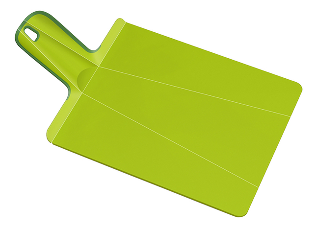 Afbeelding van Joseph Joseph Broodplank Chop2Pot lime L 38 x B 21 cm from ColliShop